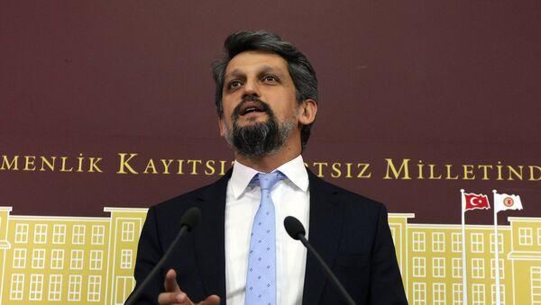 HDP İstanbul Milletvekili Garo Paylan. - Sputnik Türkiye
