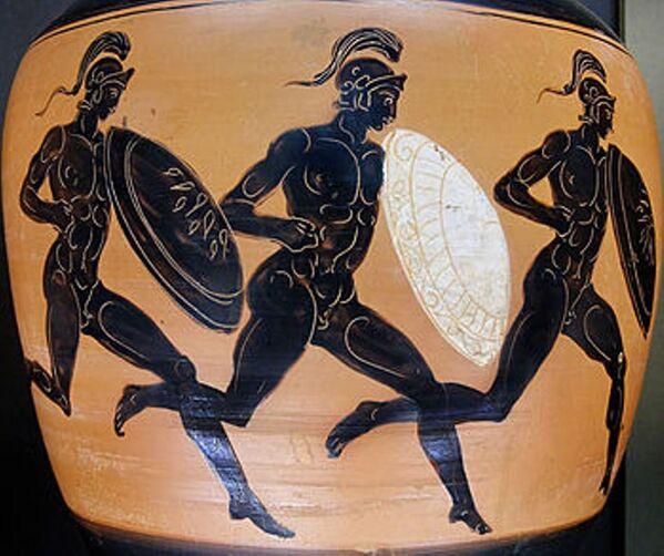 Antik Olimpiyat Oyunları - Sputnik Türkiye