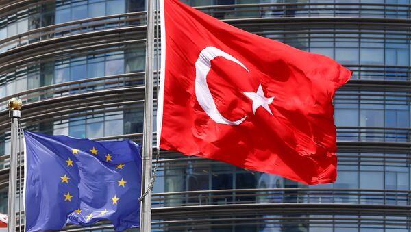 AB (Avrupa Birliği) - Türkiye - Sputnik Türkiye