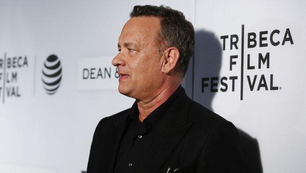 Tom Hanks - Sputnik Türkiye