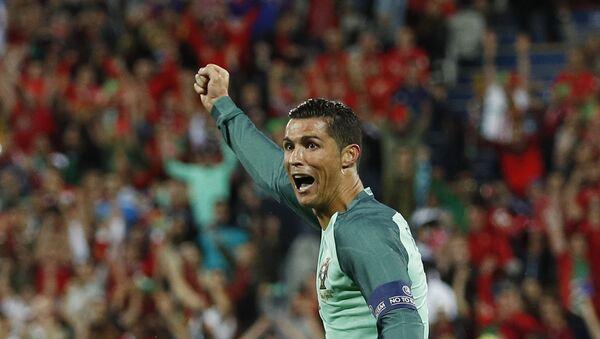 Futbolcu Cristiano Ronaldo - Sputnik Türkiye