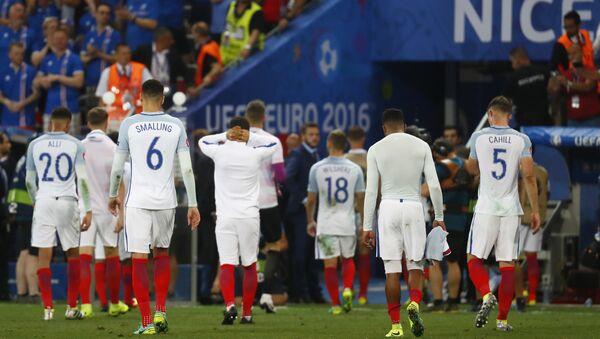 İngiltere - EURO 2016 - Sputnik Türkiye