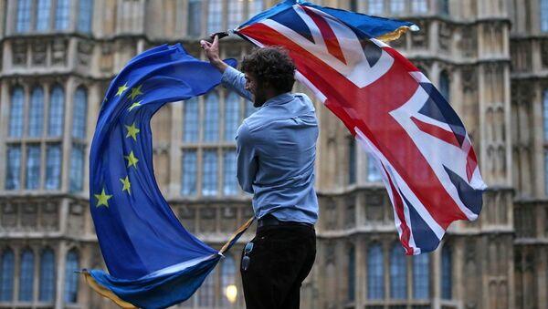 İngiltere - AB - Brexit - Sputnik Türkiye