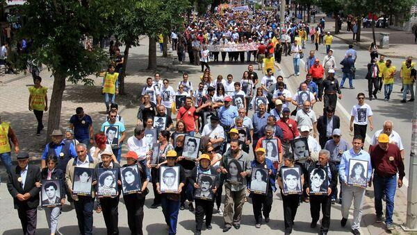 Sivas katliamının 23. yılı - Sputnik Türkiye