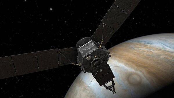 Juno Jüpiter - Sputnik Türkiye