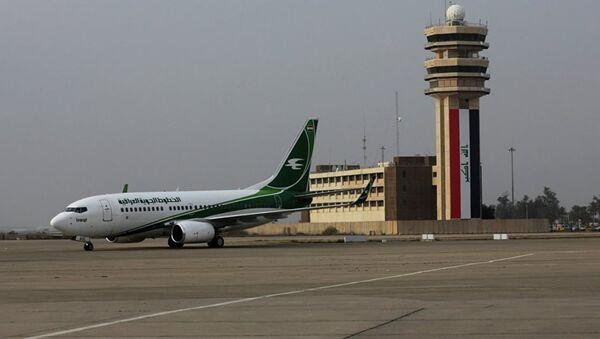 Bağdat havalimanı - Sputnik Türkiye