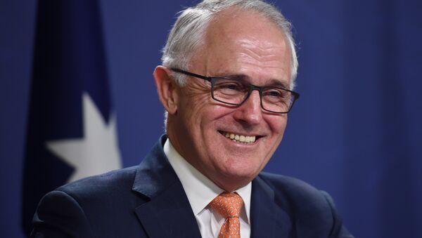 Avustralya Başbakanı Malcolm Turnbull - Sputnik Türkiye