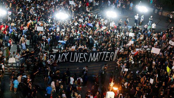 ABD ırkçılık protesto - Sputnik Türkiye
