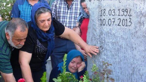 Ali İsmail Korkmaz anıldı - Sputnik Türkiye