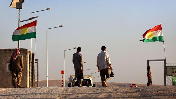 Irak Kürt Bölgesel Yönetimi - IKBY - Kuzey Irak - Sputnik Türkiye
