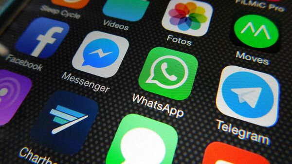 Whatsapp, Facebook Messenger, Telegram - Sputnik Türkiye
