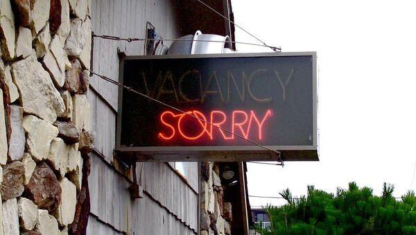 No Vacancy sign - Sputnik Türkiye