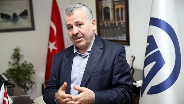 AK Parti Genel Başkan Yardımcısı Şaban Dişli - Sputnik Türkiye