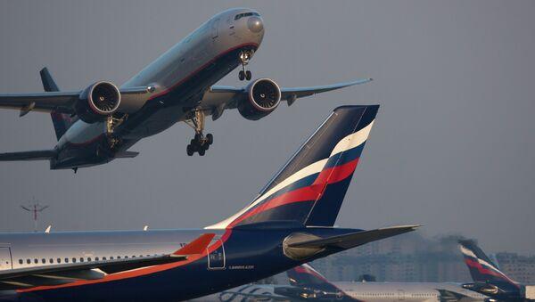 Aeroflot / Airbus A330 - Sputnik Türkiye