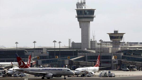 Atatürk Havalimanı / THY - Sputnik Türkiye