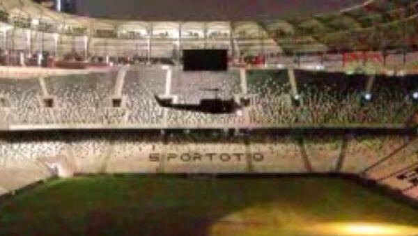 Vodafone Arena - Video haber - Sputnik Türkiye