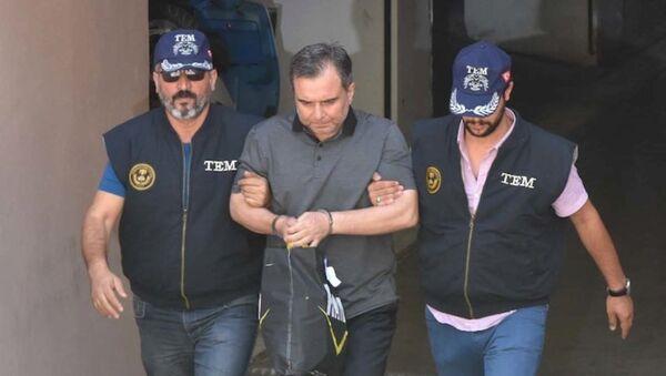 Hava Kuvvetleri Kurmay Başkanı Korgeneral Hasan Hüseyin Demirarslan - Sputnik Türkiye