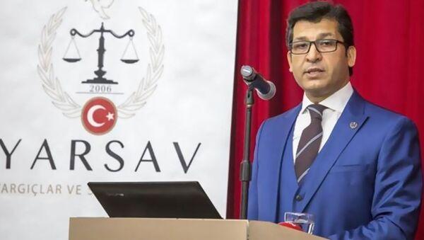 YARSAV Başkanı Murat Arslan - Sputnik Türkiye