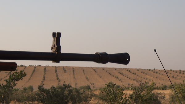 Suriye ordusu stratejik boru hattını IŞİD'den geri aldı - Sputnik Türkiye