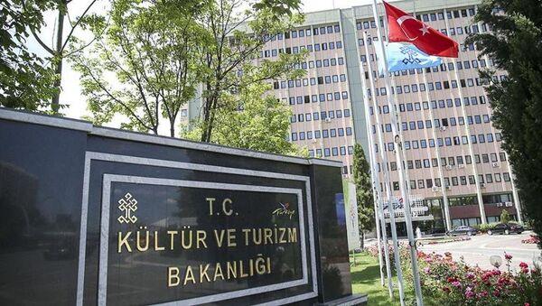 Kültür ve Turizm Bakanlığı - Sputnik Türkiye
