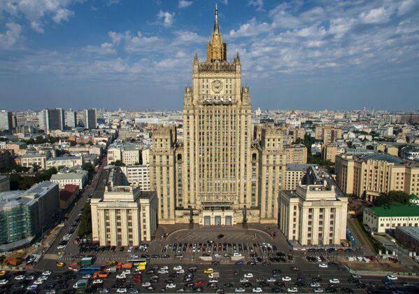 Rusya Dışişleri Bakanlığı - Sputnik Türkiye