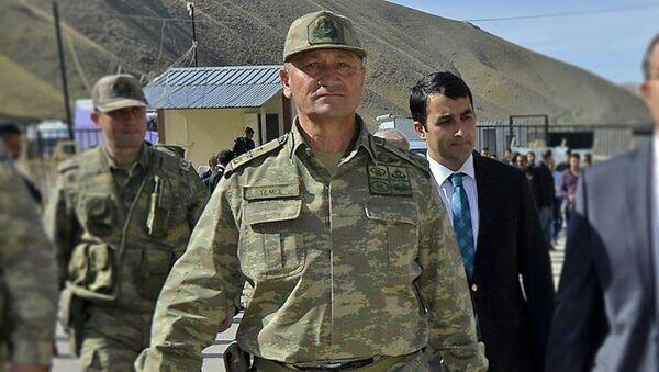 Korgeneral İsmail Metin Temel - Sputnik Türkiye