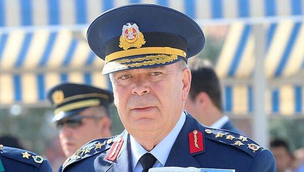 Hava Kuvvetleri Komutanı Abidin Ünal - Sputnik Türkiye