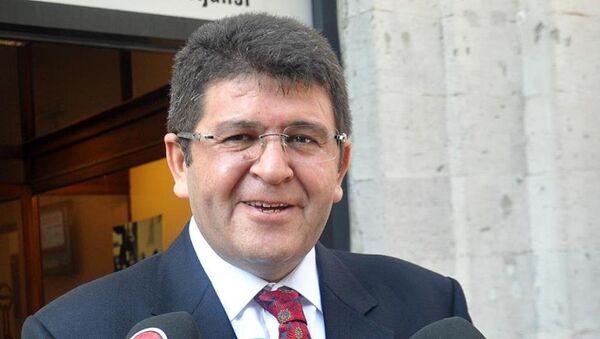 Mustafa Boydak - Sputnik Türkiye