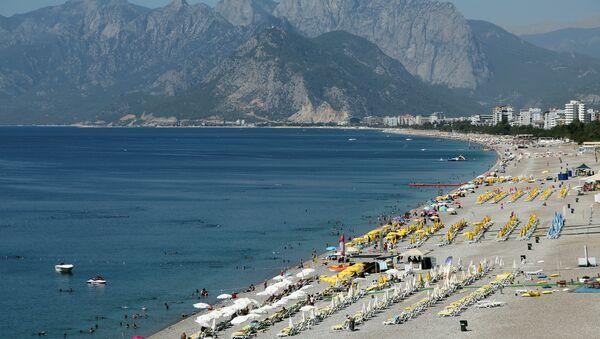 Türkiye turizm - Antalya - Sputnik Türkiye