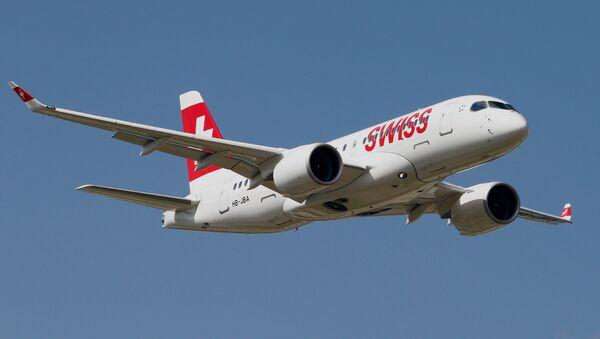 Swiss Airlines - Sputnik Türkiye