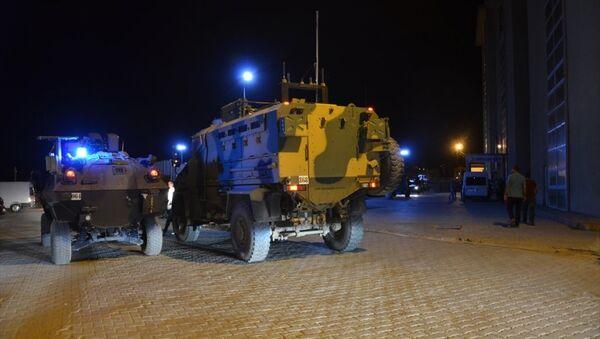 Hakkari saldırı - Sputnik Türkiye