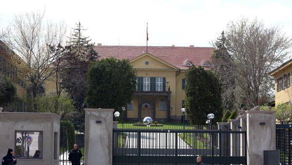 Almanya Büyükelçiliği / Ankara - Sputnik Türkiye