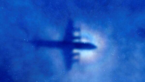 Malezya Hava Yolları'na ait MH370 sefer sayılı uçak - Sputnik Türkiye