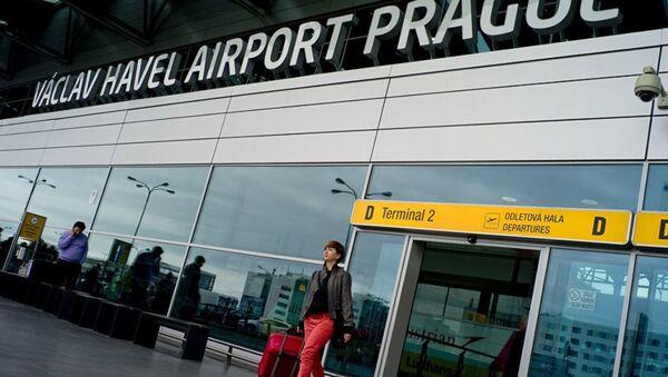 Vaclav Havel Havalimanı - Sputnik Türkiye