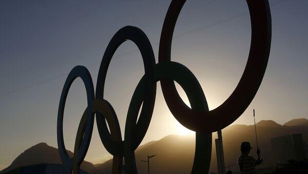 Rio Olimpiyat Oyunları - Sputnik Türkiye