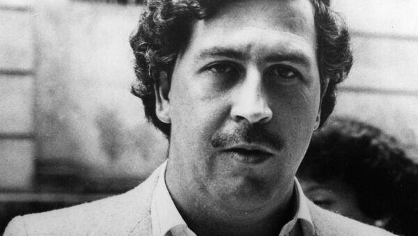 Pablo Escobar - Sputnik Türkiye