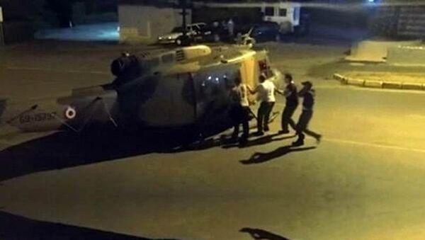 Pilot Kerime Kumaş'ın taşıdığı komutanlar aranıyor. - Sputnik Türkiye