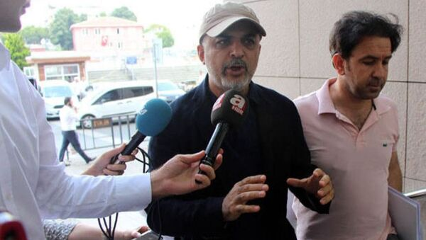 Ercan Gün - Sputnik Türkiye