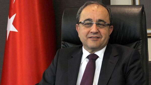 Pamukkale Üniversitesi Rektörü Prof. Dr. Hüseyin Bağcı - Sputnik Türkiye