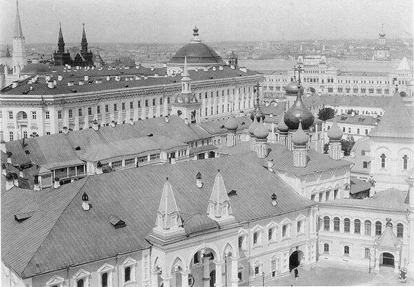Çudov Manastırı-Kremlin - Sputnik Türkiye