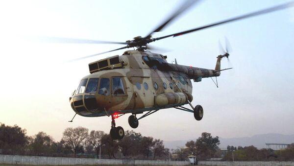 Pakistan ordusuna at Mi-17 helikopter - Sputnik Türkiye