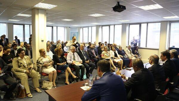 TBMM Dışişleri Komisyonu üyeleri - Sputnik Türkiye