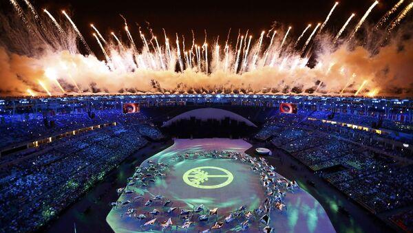 Rio Olimpiyat Oyunları başladı - Sputnik Türkiye