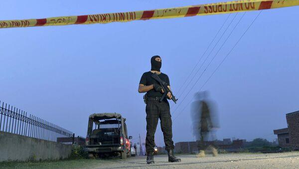 Pakistan polisi / Pakistan patlama - Sputnik Türkiye