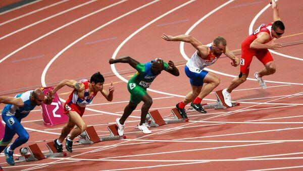 Londra Paralimpik Oyunları - Sputnik Türkiye