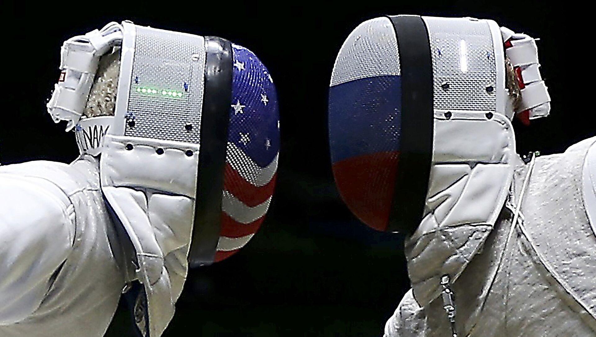 ABD - Rusya / Rio Olimpiyat Oyunları - Sputnik Türkiye, 1920, 11.02.2021