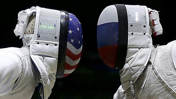 ABD - Rusya / Rio Olimpiyat Oyunları - Sputnik Türkiye