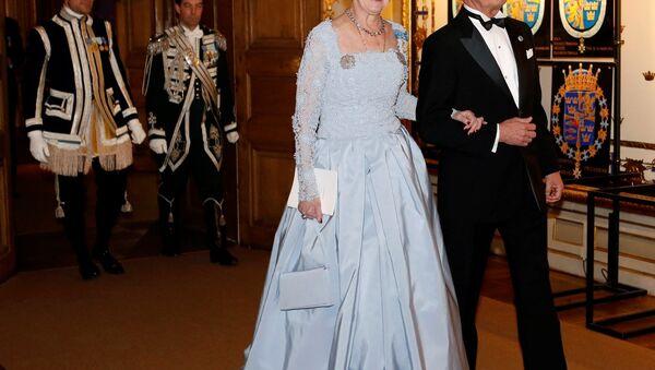 Danimarka Kraliçesi II. Margrethe - Sputnik Türkiye