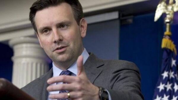 ABD Ulusal Güvenlik Konseyi Sözcüsü Ned Price - Sputnik Türkiye