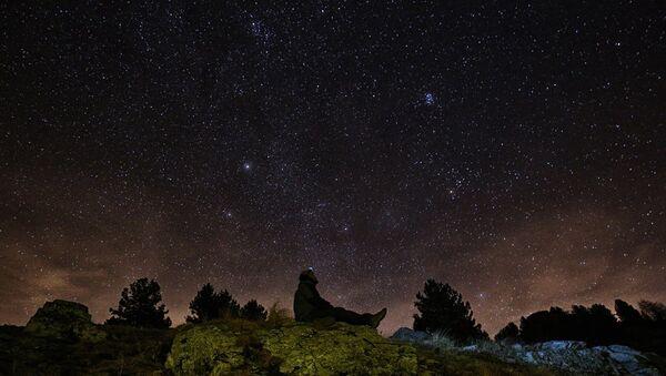 Meteor - yıldız - Sputnik Türkiye
